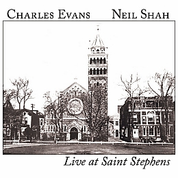 Live At Saint Stephens CD Thumb