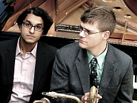 Charles Evans and Neil Shah Duo